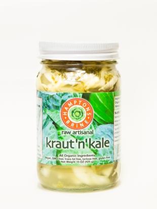 kraut'n'kale jar-1